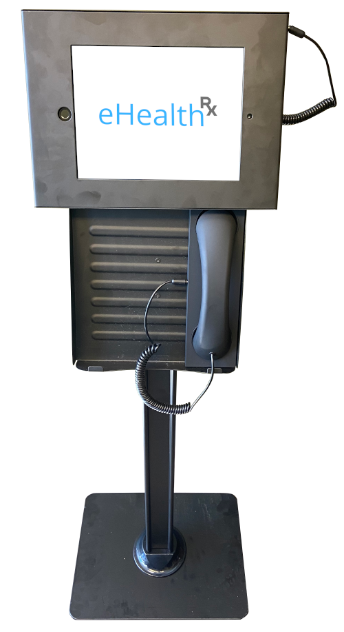 Telepharmacy Kiosk